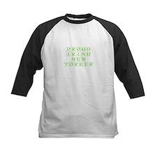 Proud Irish New Yorker-Kon l green 450 Baseball Je