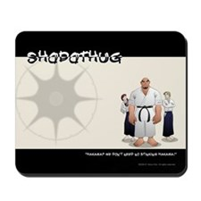 The Unofficial Shodothug Mousepad