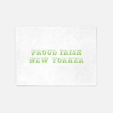 Proud Irish New Yorker-Max l green 500 5'x7'Area R