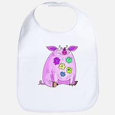 Piggy Bank Bib