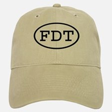 FDT Oval Cap