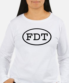 FDT Oval T-Shirt