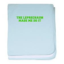 The leprechaun made me do it-Fre l green baby blan