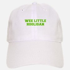Wee little hooligan-Fre l green Baseball Baseball Baseball Cap