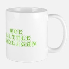 Wee little hooligan-Kon l green 450 Mugs
