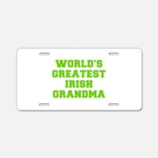 World s Greatest Irish Grandma-Fre l green 400 Alu