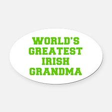World s Greatest Irish Grandma-Fre l green 400 Ova