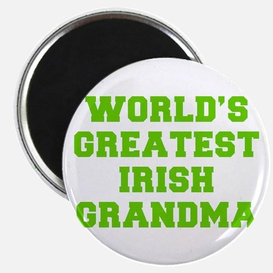World s Greatest Irish Grandma-Fre l green 400 Mag