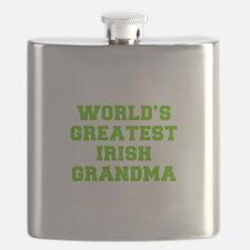 World s Greatest Irish Grandma-Fre l green 400 Fla