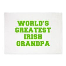World s Greatest Irish Grandpa-Fre l green 400 5'x