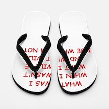 what was Flip Flops