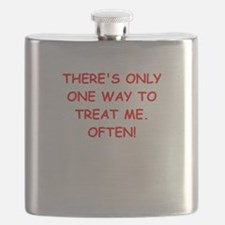 treat me Flask