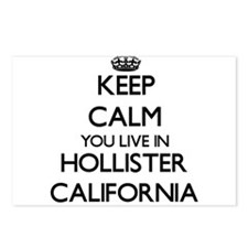 Keep calm you live in Hol Postcards (Package of 8)