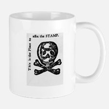 stamp act Mugs