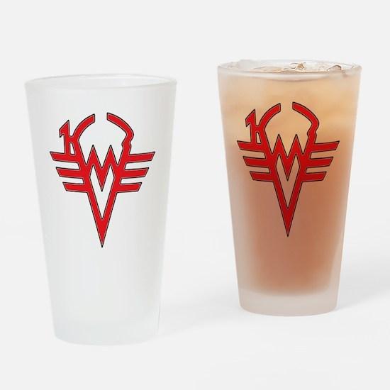 Dnepr  Drinking Glass