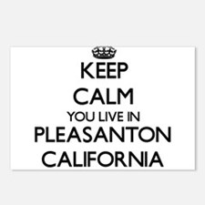Keep calm you live in Ple Postcards (Package of 8)