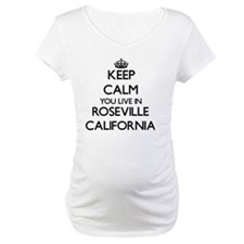 Keep calm you live in Roseville Shirt