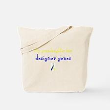 Designer Genes Grandaughter Ribbon Tote Bag