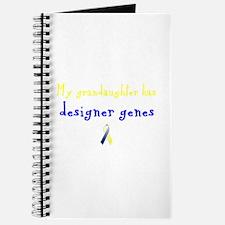 Designer Genes Grandaughter Ribbon Journal