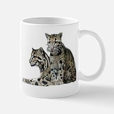 Unique Clouded leopard Mug