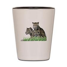 Unique Big cat Shot Glass