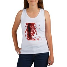 Bloody Mess Tank Top