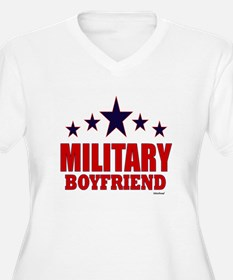 Military Boyfrien T-Shirt