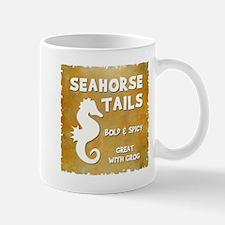 SEAHORSE TAILS Mugs