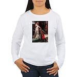 Accolade/Yellow Lab Women's Long Sleeve T-Shirt