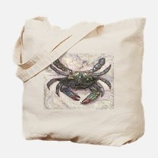 Chesapeake Bay Blue Crab Tote Bag