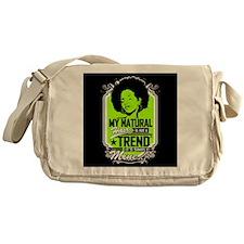Natural Not Trend (Neon) Messenger Bag