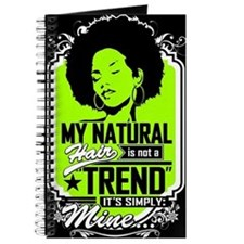 Natural Not Trend (Neon) Journal