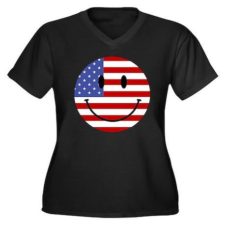 God Bless America Plus Size T-Shirt