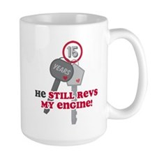He Revs My Engine 15 Mug