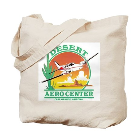 DESERT AERO CENTER Tote Bag