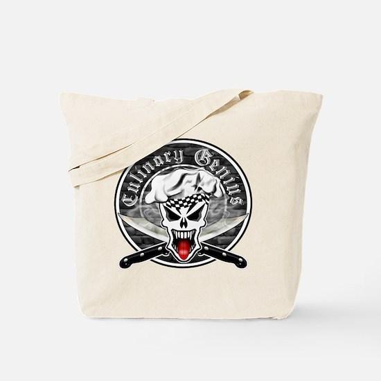 Culinary Genius 2.1 Tote Bag