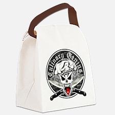 Culinary Genius 2.1 Canvas Lunch Bag