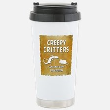 CREEPY CRITTERS Travel Mug