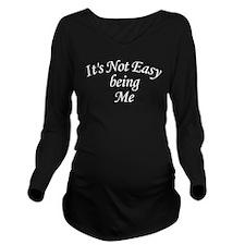 Me Long Sleeve Maternity T-Shirt