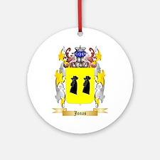 Jonas Ornament (Round)