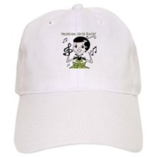 Mexican Girls Rock Baseball Cap