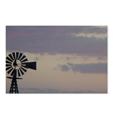 The Windmill Postcards (Package of 8)