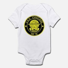 USS CASCADE Infant Bodysuit