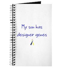Designer Genes Son Ribbon Journal