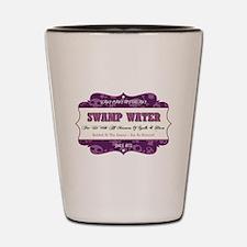SWAMP WATER Shot Glass