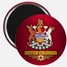 British Columbia COA Magnets