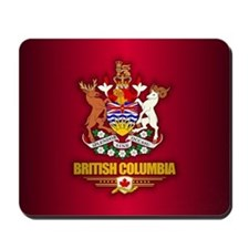 British Columbia COA Mousepad