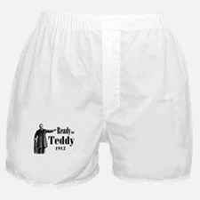 Ready for Teddy 1912 Boxer Shorts