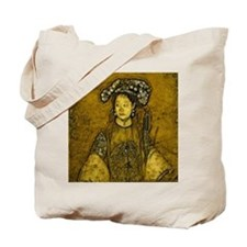 Manchu Bride Tote Bag