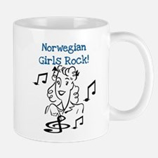 Norwegian Girls Rock Mug